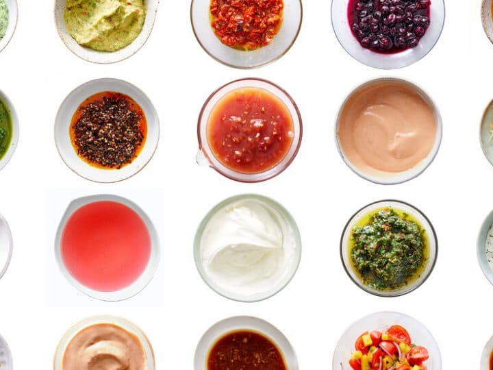 20 Sauces to Change Your Cooking