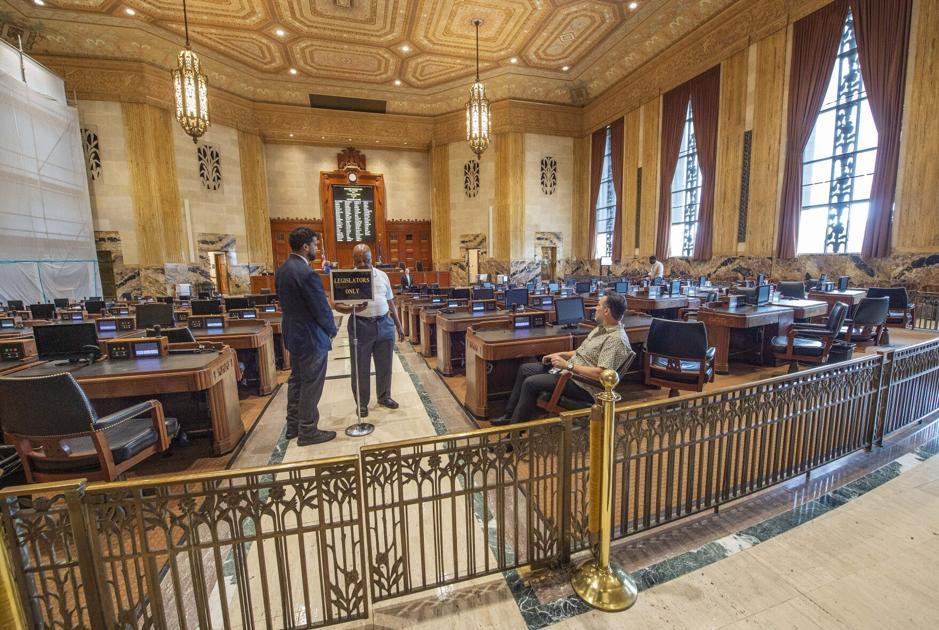 Ahead of unprecedented veto override session, Louisiana lawmakers wonder how to proceed | Legislature