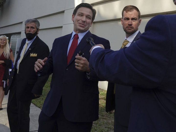 'Make America Florida': DeSantis goes national with an eye toward White House