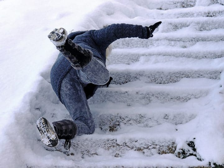 Three ways of reducing your client's risk of false slip-and-fall claims Canadian Underwriter