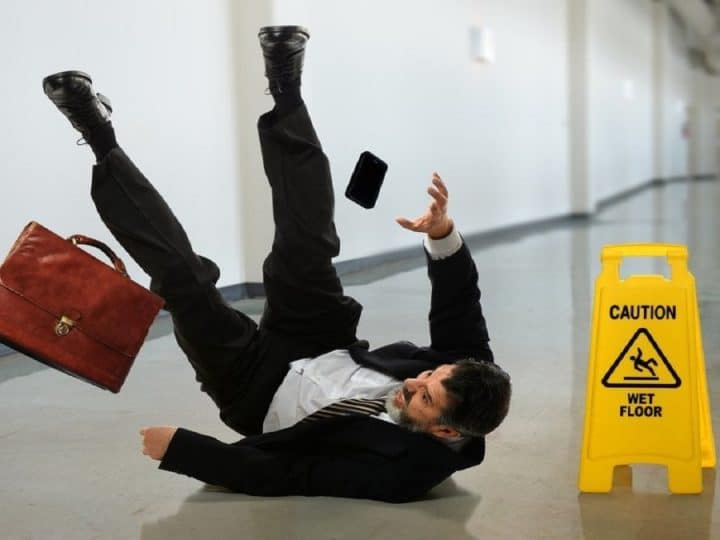 What Are the Most Common Types of Slip and Fall Accidents?